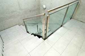Maltanew Arrive S. S316 Post for Staircase Glass Railing pictures & photos