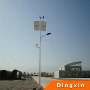 Hot Selling Outdoor Lighting LED Solar Street Light Solar Wind LED Street Lights pictures & photos