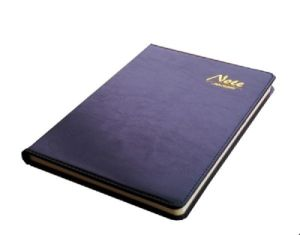 Best Quality Stationery Office Supply PU Leather Hardcover Customized Notebook pictures & photos