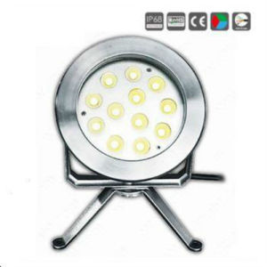 12X3w 316ss IP68 LED Underwater Light pictures & photos
