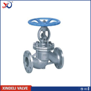 150lb 6inch Carbon Steel A216 Wcb Flanged End Globe Valve pictures & photos