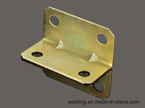 Zinc Plated Iron Corner Angle Bracket pictures & photos
