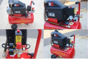 Portable Piston 2HP 25L Driect Driven Za Series Air Compressor pictures & photos