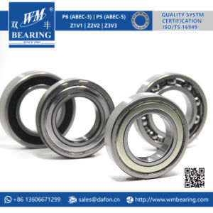 6210 Zz 2RS High Speed Spindle Radial Ball Bearing pictures & photos
