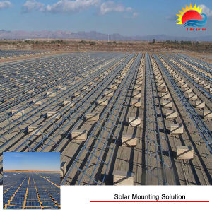 China Manufacturer Solar Power Plant Mounts (NM0153) pictures & photos