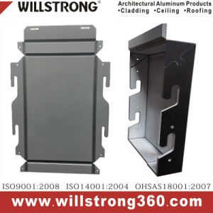 Willstrong Factory Fabricated Aluminum Composite Panel pictures & photos