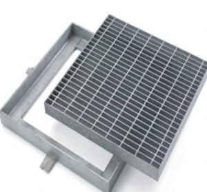 Steel Grating Drainage Cover pictures & photos