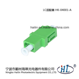 LC/APC Simplex Fiber-Opticalal Communications LC Fiber Optic Adapter pictures & photos