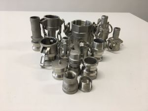 Stainless Steel Quick Fittings for Pumping pictures & photos