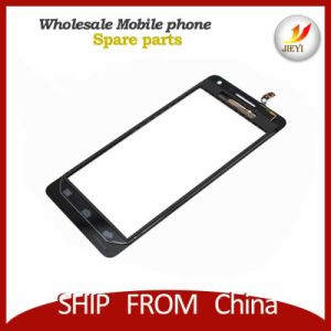 Touch Screen Glass Panel Digitizer for Huawei Ascend Honor Quad U9508 Black pictures & photos