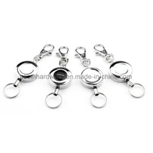 High Quality Metal Badge Reel pictures & photos