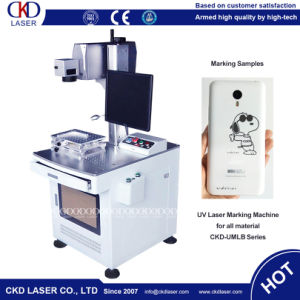 OEM Solution Laser Engraving Machine for Cell Phone Case pictures & photos