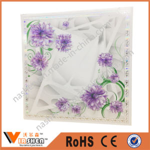 59.5*59.5cm 60*60cm Indoor Waterproof PVC Ceiling and PVC Wall Panel pictures & photos