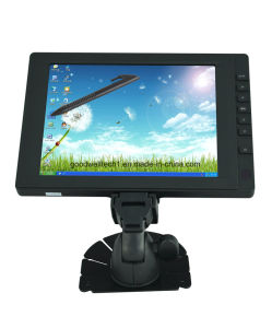 VGA/HDMI /YPbPr Input 8 Inch Computer Monitor with Touchscreen pictures & photos