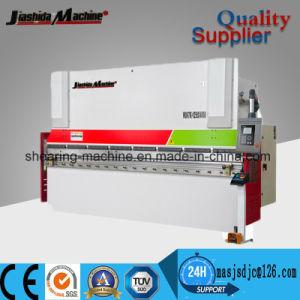MB8-100t*3200 Delem Da52s 4 Axis CNC Bending Machine pictures & photos