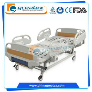2 Crank Medical Multi-Function Hospital Bed (GT-BM5207) pictures & photos