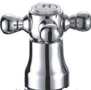 Faucet Handle in ABS Plastic With Chrome Finish (JY-3066) pictures & photos