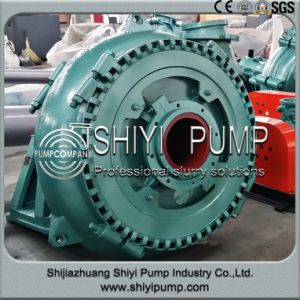 Centrifugal Super Heavy Duty Gravel Pump for Handling Big Particles pictures & photos