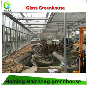 Multi-Span Venlo Type Glass Greenhouse pictures & photos