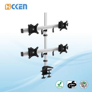 Ergonomic Manual Unique Monitor Stand HK-MP240cl pictures & photos
