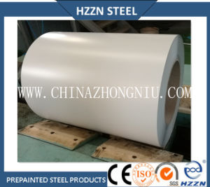 Polar White Color Coated Steel Coil pictures & photos