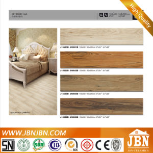 150X600 mm White Color Ceramic Wooden Tile for Flooring (J15631D) pictures & photos