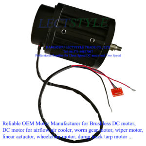 DC Brushless Cooling Tower Motor or Evaporator Exhaust Fan Motor pictures & photos
