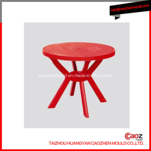 Plastic Round Table Mold Manufacture in Huangyan pictures & photos