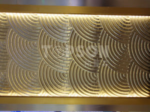 Decorative Stainless Steel Metal Room Divider Screens pictures & photos