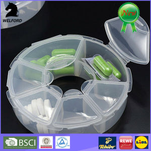 High Quality New Design Plastic Pill Box pictures & photos