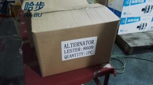 Delco Alternator Lester 8609 8600066 3675221rx Lester 8097 8587 8595 8596, 8597 pictures & photos