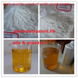Decadurabolin / Nandrolone Decanoate White Crystalline Powder for Osteoporosis pictures & photos
