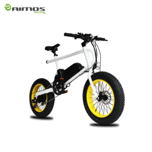 Aimos Ce Approved 20 Inch Electric Bicycle Bicicletta Elettrica pictures & photos