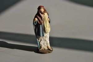 Good Quality Custom Resin Religious Figurine Statues for Wholesale pictures & photos