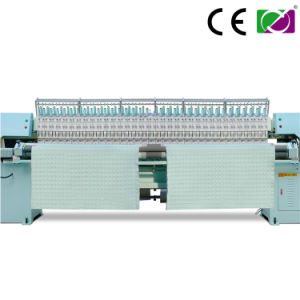 Computerized 33 Head Quilting Embroidery Machine pictures & photos