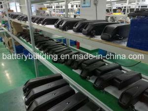 14s5p 52V Hailong Downtube Lithium Battery Hl03 Ga Shark Pack for E-Bike with USB Port pictures & photos