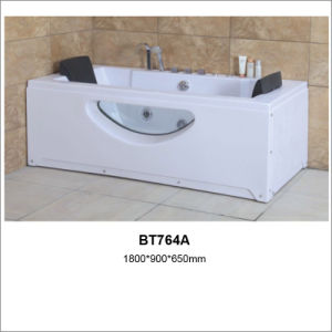 Hot on Sale Whirlpool Bathtub with Good Price pictures & photos