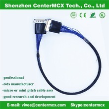 LCD TV Lvds Cable Factory Lvds Laptop TV Connector Cable pictures & photos