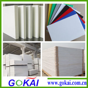 8mm Security Doors Type and Exterior Position PVC Sheet for Furniture pictures & photos