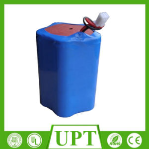 Li Ion 11.1V 4800mAh 18650 Battery Lithium 3s2p Rechargeable Battery Pack pictures & photos