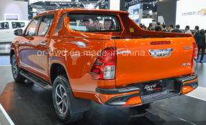 Rear Bumper Trd Tyle for Hilux Revo 2015, 2016, 2017 pictures & photos