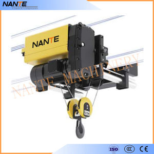 New Design Sha Low Headroom Wire Rope Hoist pictures & photos