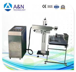 A&N 30W Ultraviolet Flying Laser Marking Machine pictures & photos