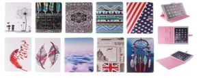 for iPad Tablet PC Leather Case Protective Case Holster Wallet Case pictures & photos
