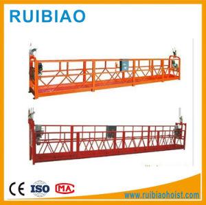 Zlp500, 630, 800 Series Steel Suspended Platform Cradle Gondola pictures & photos