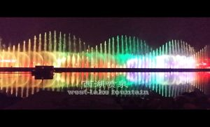 Fountain Large Water Fountains Outdoor Fountain Water Screen Musical Fountain pictures & photos