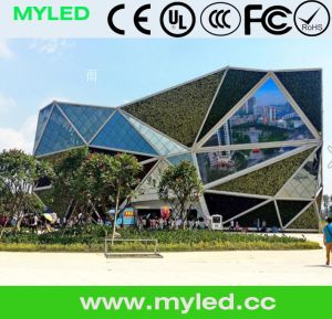 Myled Triangle HD Waterproof Creative Design Outdoor Rental Small Pixel Pitch P3.91 LED Display with High Quality pictures & photos