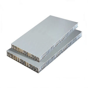 China Honeycomb Sandwich Panel for Wall Cladding, Metal Honeycomb Panel (HR963)