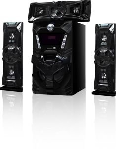 3.1 Multifunctional Speaker with LED Display pictures & photos