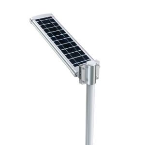2017 New Smart Lighting Solar Street Light with PIR and Remote Control pictures & photos